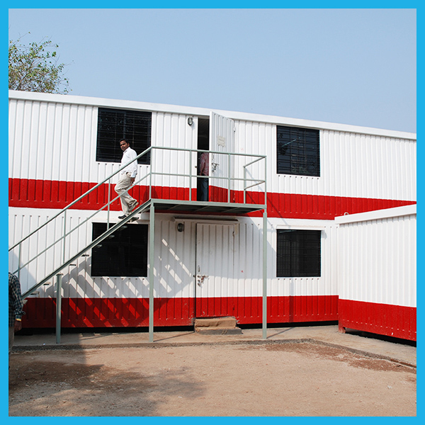 portable bunkhouses , portable bunkhouse, bunkhouse cabin, prefabricated bunkhouse,   portable bunk houses manufacturer , bunk houses Maharashtra  India,  bunk house cabin manufacturer